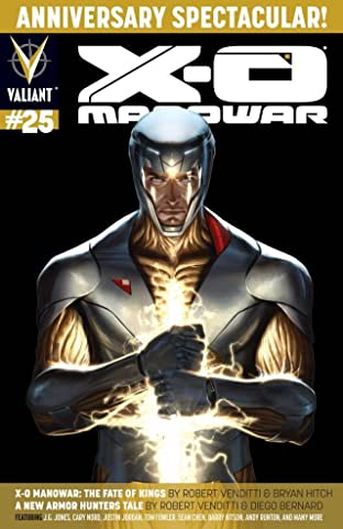 X-O Manowar (2012- ) No.25: Digital Exclusives Edition