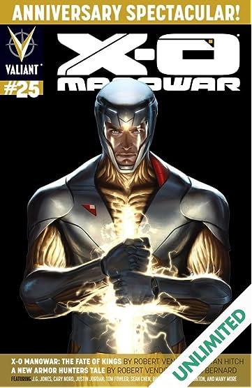 X-O Manowar (2012- ) #25: Digital Exclusives Edition