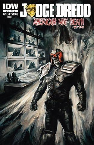 Judge Dredd #19