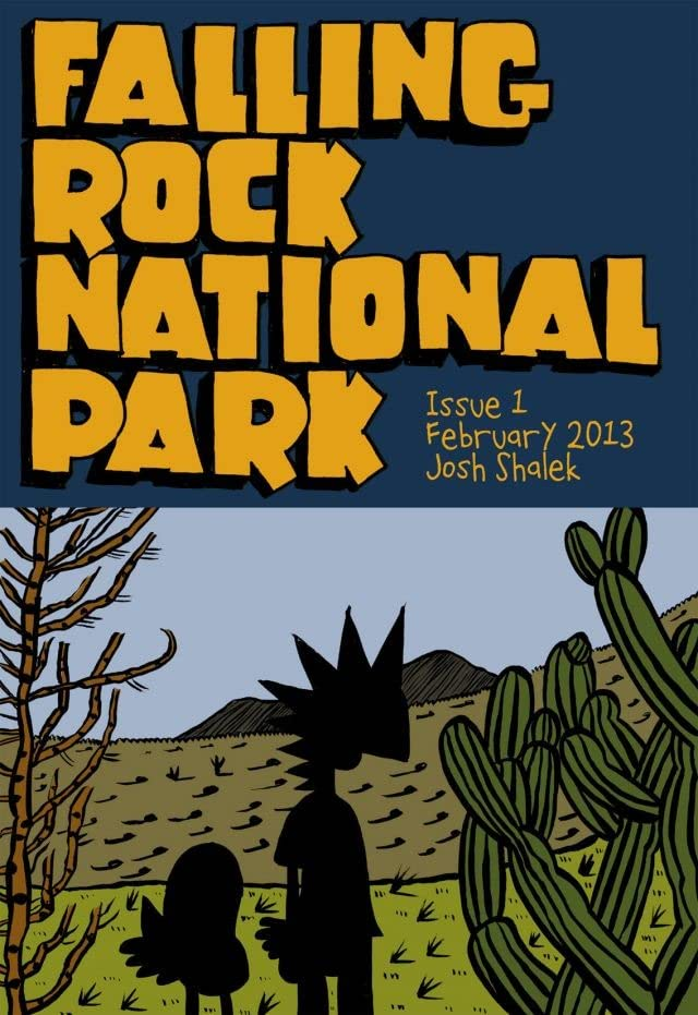 Falling Rock National Park #1