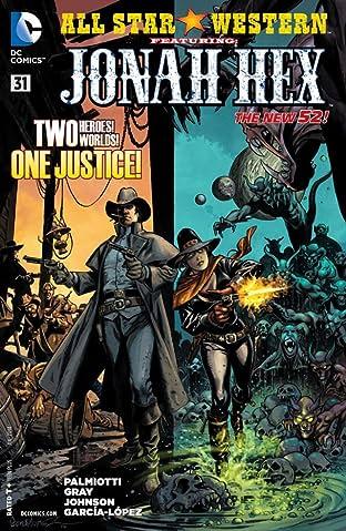 All Star Western (2011-2014) #31