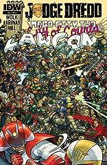 Judge Dredd: Mega-City Two #5