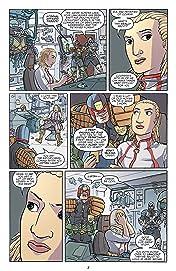 Judge Dredd: Mega-City Two #5 (of 5)