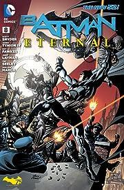Batman Eternal (2014-2015) #8