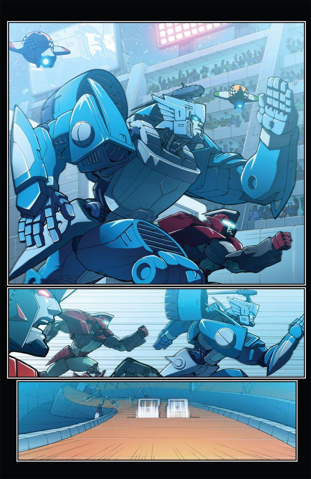 Transformers: Spotlight - Blurr