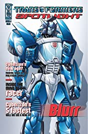 Transformers: Spotlight - Blurr