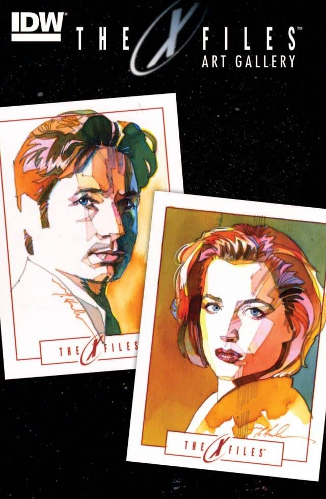 The X-Files Art Gallery #1