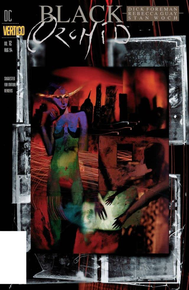 Black Orchid (1993-1995) #12
