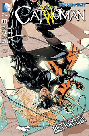 Catwoman (2011-2016) #31