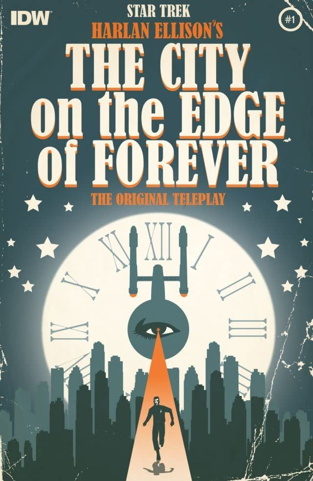 Star Trek: Harlan Ellison's City on the Edge of Forever #1 (of 5)