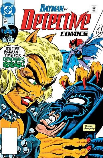 Detective Comics (1937-2011) #624