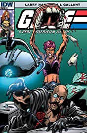 G.I. Joe: A Real American Hero #203