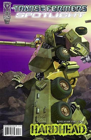 Transformers: Spotlight - Hardhead