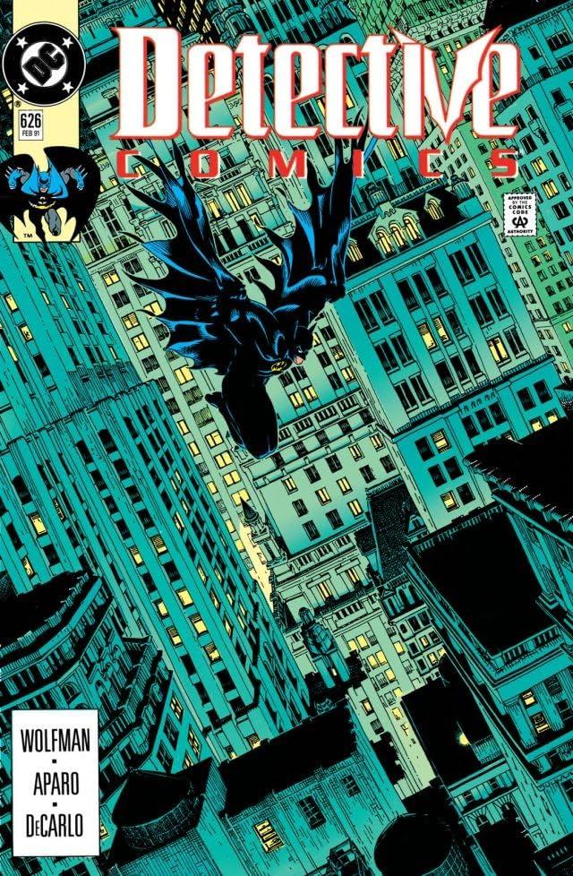 Detective Comics (1937-2011) #626