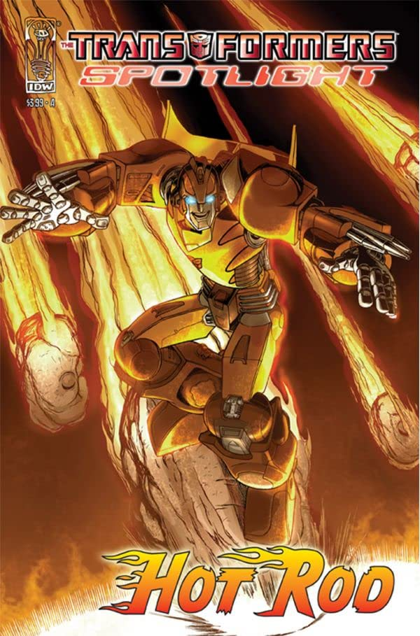 Transformers: Spotlight - Hot Rod