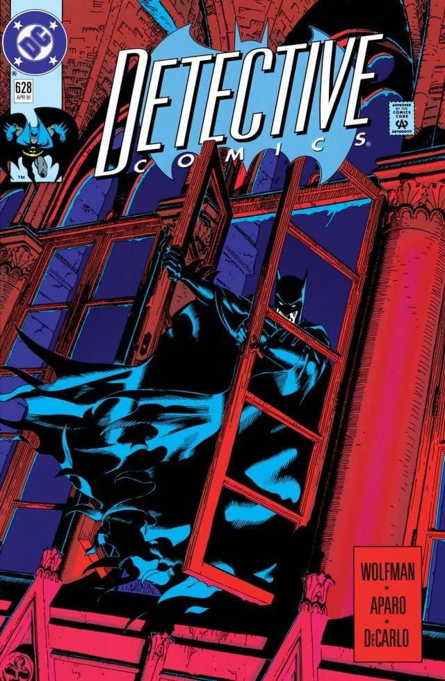 Detective Comics (1937-2011) #628