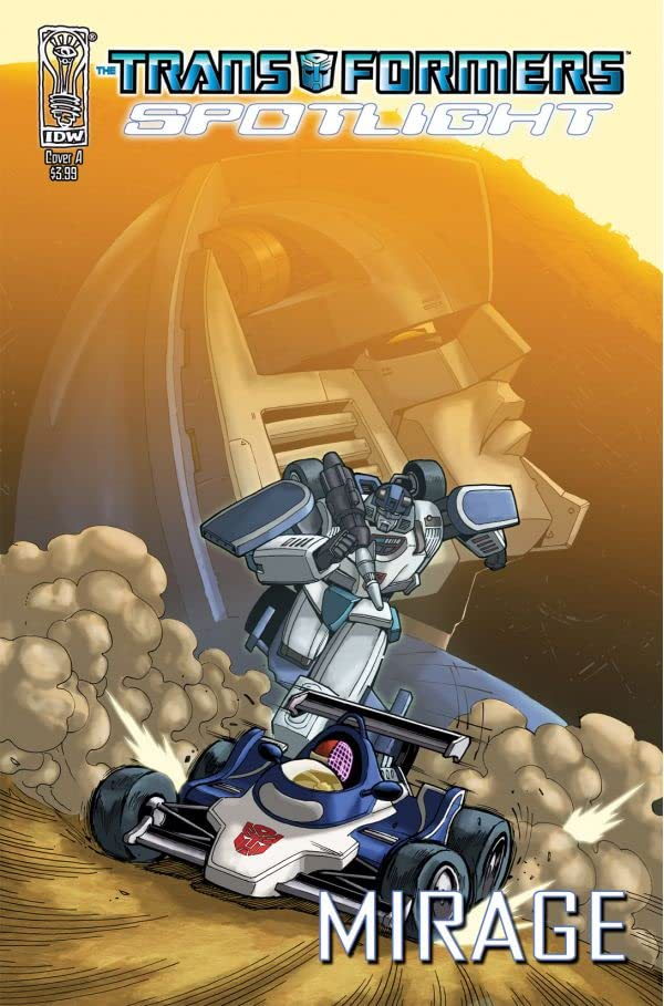 Transformers: Spotlight - Mirage