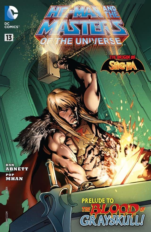 He-Man and the Masters of the Universe (2013-2014) #13