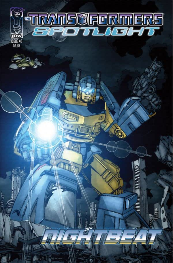 Transformers: Spotlight - Nightbeat