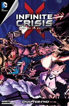 Infinite Crisis: Fight for the Multiverse (2014-2015) #2