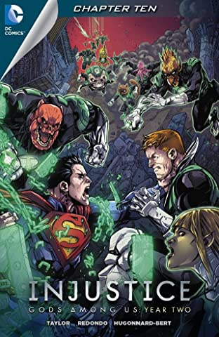 Injustice: Gods Among Us: Year Two (2014-) #10