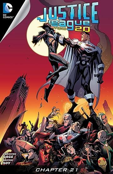 Justice League Beyond 2.0 (2013-2014) #21