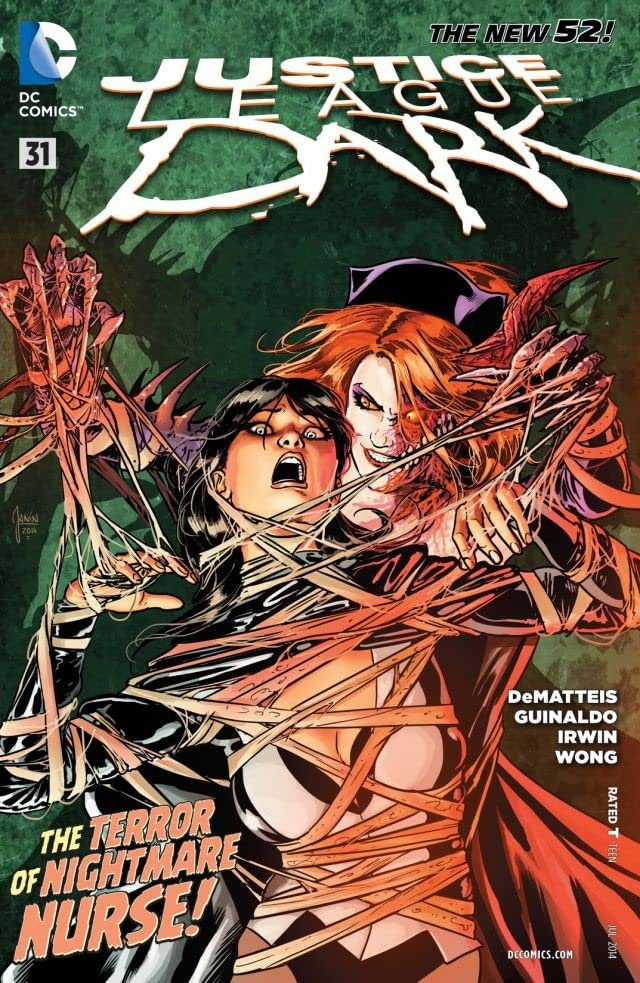Justice League Dark (2011-2015) #31