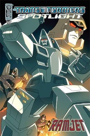 Transformers: Spotlight - Ramjet