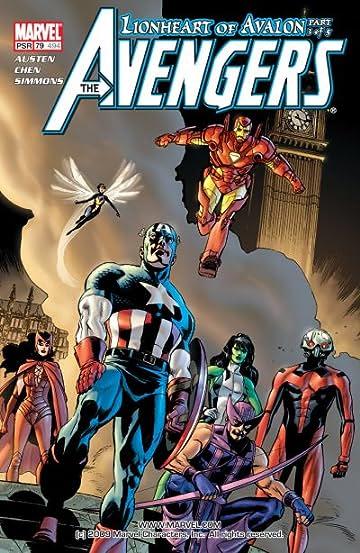 Avengers (1998-2004) #79