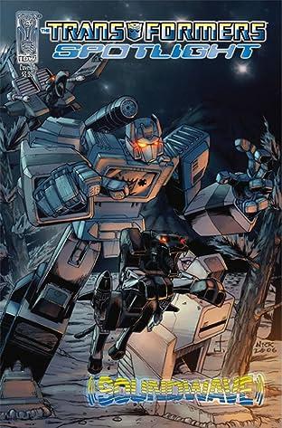 Transformers: Spotlight - Soundwave