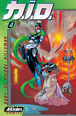 N.I.O. (1998) #4