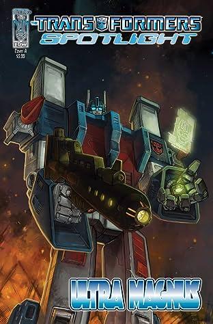 Transformers: Spotlight - Ultra Magnus