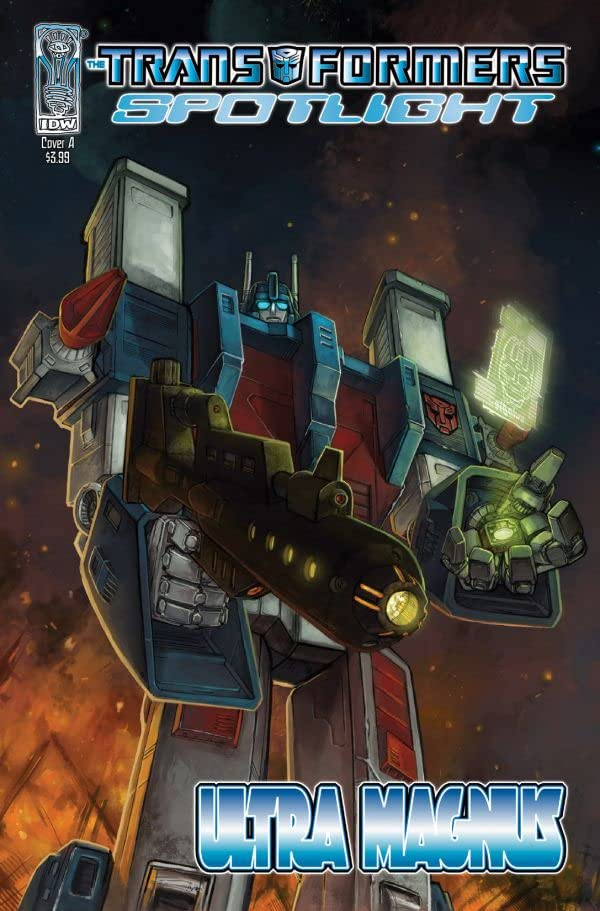 Transformers: Spotlight - Ultra Magnus