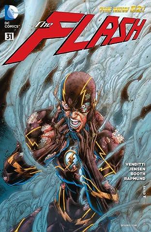The Flash (2011-2016) #31