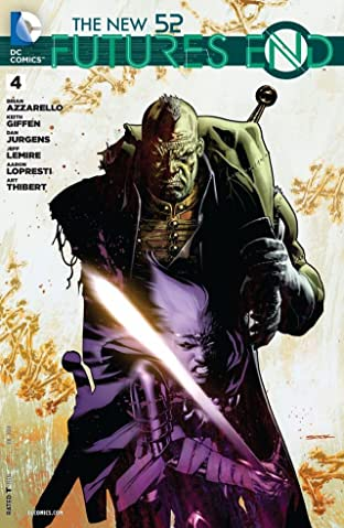 The New 52: Futures End No.4
