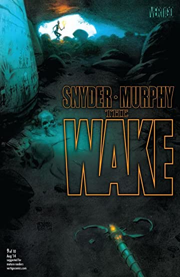 The Wake #9 (of 10)