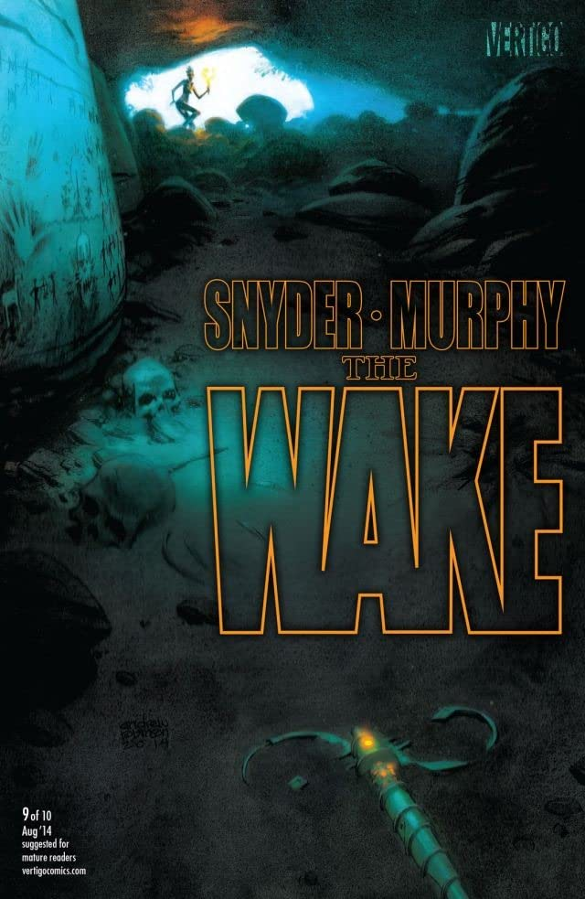 The Wake #9 (of 10)