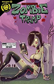 Zombie Tramp #0