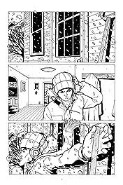 Snow Daze #1