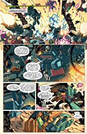Transformers: Last Stand of the Wreckers #1