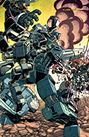 Transformers: Last Stand of the Wreckers #2