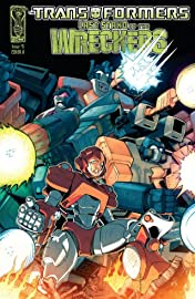 Transformers: Last Stand of the Wreckers #3