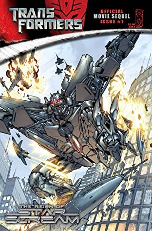 Transformers: Reign of Starscream #1