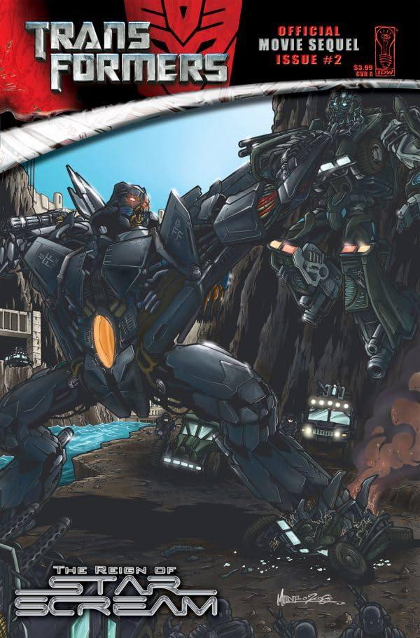 Transformers: Reign of Starscream #2