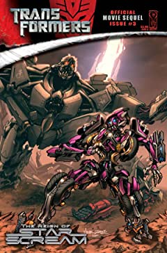 Transformers: Reign of Starscream #3