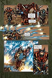 Transformers: Reign of Starscream #3