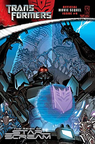 Transformers: Reign of Starscream #4