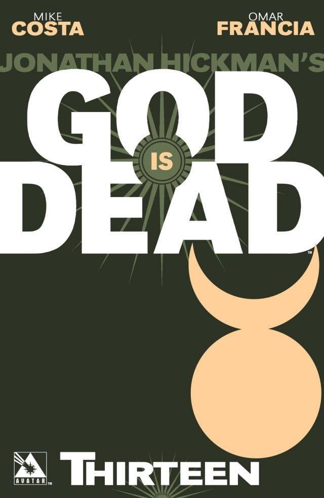God Is Dead #13