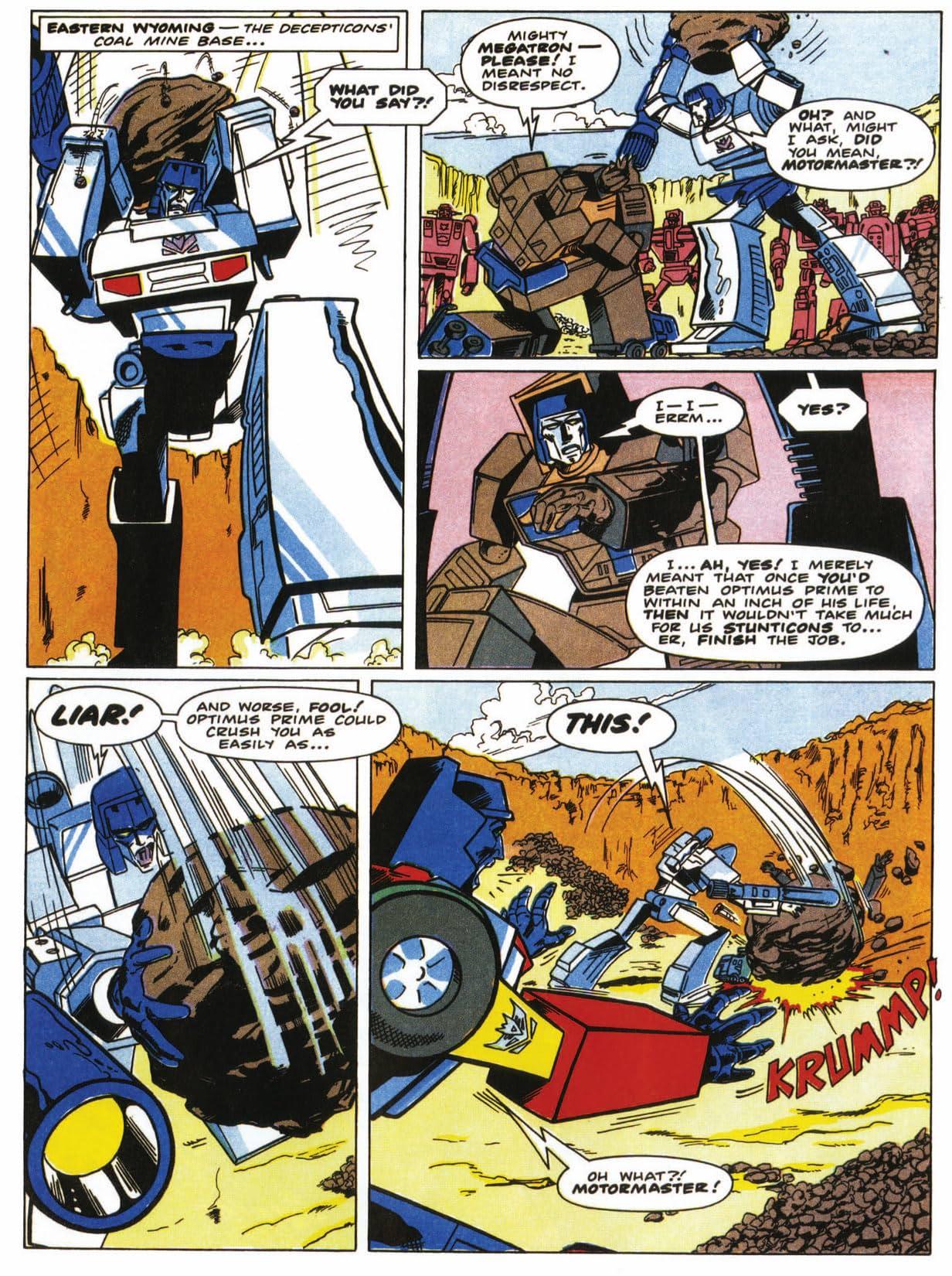 Transformers: Best of UK - Prey #1 (of 5)