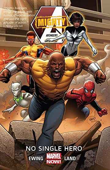 Mighty Avengers Vol. 1: No Single Hero
